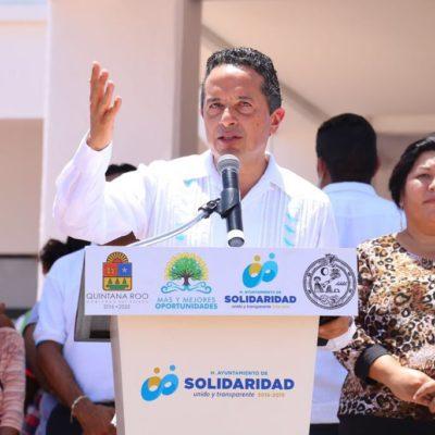 Destacará reestructura en primer Informe de gobierno, anticipa Carlos Joaquín