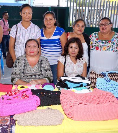 Fomentan emprededurismo en centros de desarrollo comunitario de Solidaridad