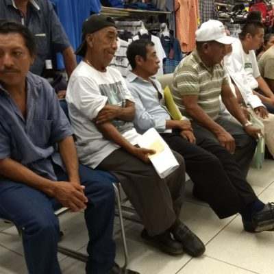 Cientos de campesinos siguen en espera de cobrar su apoyo al campo