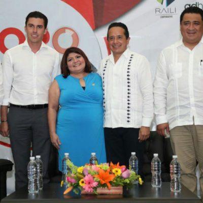 Inaugura Carlos Joaquín foro de transparencia y dice que en Quintana Roo habrá cero tolerancia en materia de corrupción