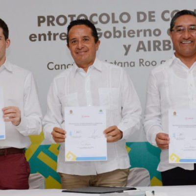 METEN AL REDIL A LA RENTA VACACIONAL: Acuerda Gobierno de QR con Airbnb el pago del impuesto al hospedaje