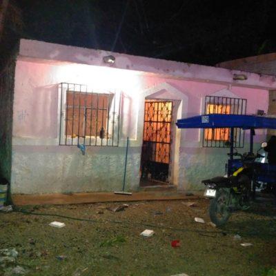 BALEAN CASA EN LEONA VICARIO: Disparan contra vivienda de supuesta familia 'problemática' sin causar heridos