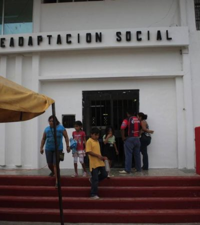 ULTRAJÓ A SUS DOS HIJASTRAS: Sentencian a tres años más de cárcel a abusador de dos niñas en Chetumal