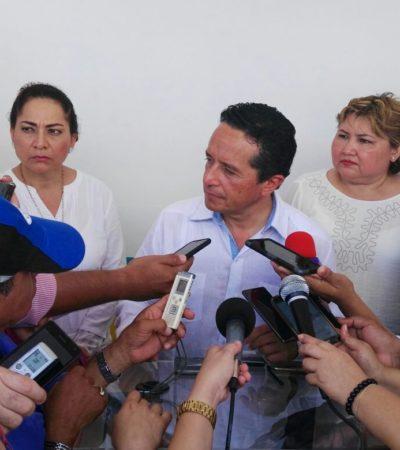 BARRIL SIN FONDO, EL DEL BORGISMO: 'Beto' desvió más de 400 mdp de retenciones de prestaciones a burócratas del estado, precisa Carlos Joaquín