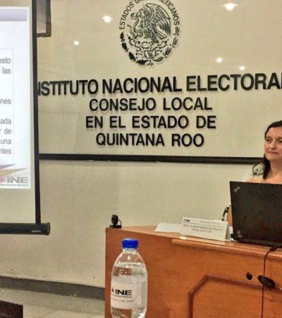 Licencias obligatorias para reelección, en manos del Congreso: INE
