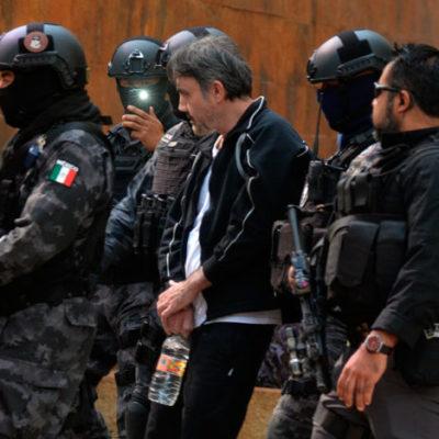 Cae en Nogales Álvaro López Núñez, hermano de 'El Licenciado', líder del Cártel de Sinaloa
