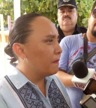 Tardarán aún seis meses investigaciones por ventas de terrenos en Solidaridad: Cristina Torres