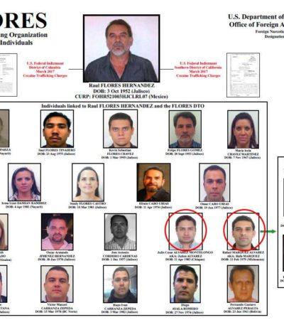 VENTILAN RED DE PRESTANOMBRES PARA LAVAR DINERO: Vincula EU al cantante Julión Álvarez y al futbolista Rafael Márquez con grupos del narco