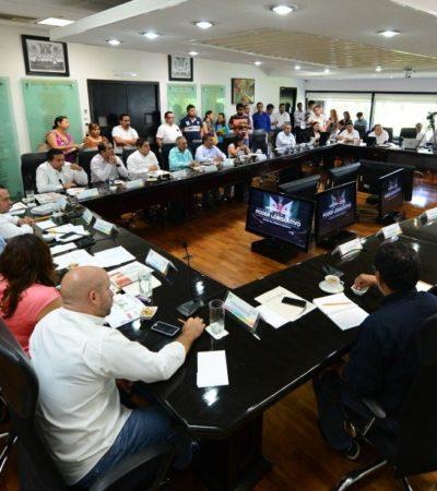 Proponen adelantar para la segunda quincena de diciembre el inicio del proceso electoral en Quintana Roo