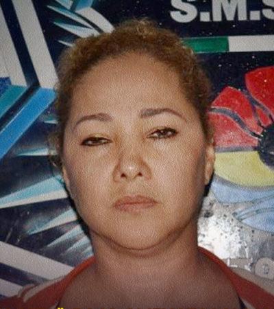 """""""TODO LO CONTROLABA JUNTO CON SUS ALIADOS"""": Termina el reinado de drogas, extorsiones y ejecuciones de 'Doña Lety' en Cancún"""