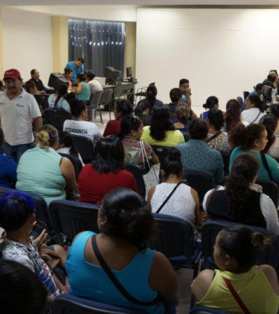 'Reacomodan' a cerca de 700 de un total de 3,500 alumnos que no fueron admitidos en preparatorias de Quintana Roo