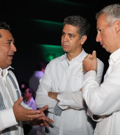 PVEM sabía de reunión con Sefiplan: Martínez Arcila