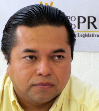 """Rechaza Emiliano Ramos destape adelantado en busca de candidatura; """"hay que esperar los tiempos que establece la ley"""", dice"""