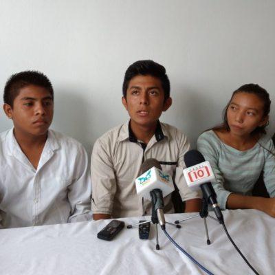 """""""NO PARAREMOS HASTA QUE NOS RESUELVAN"""": Anuncian estudiantes protesta por cuotas y cobros escolares"""