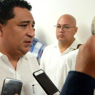 De 'poco sirve' que Congreso esté pendiente de caso Borge, dice Eduardo Martínez; FGE y PGR, responsables de que no se les escape