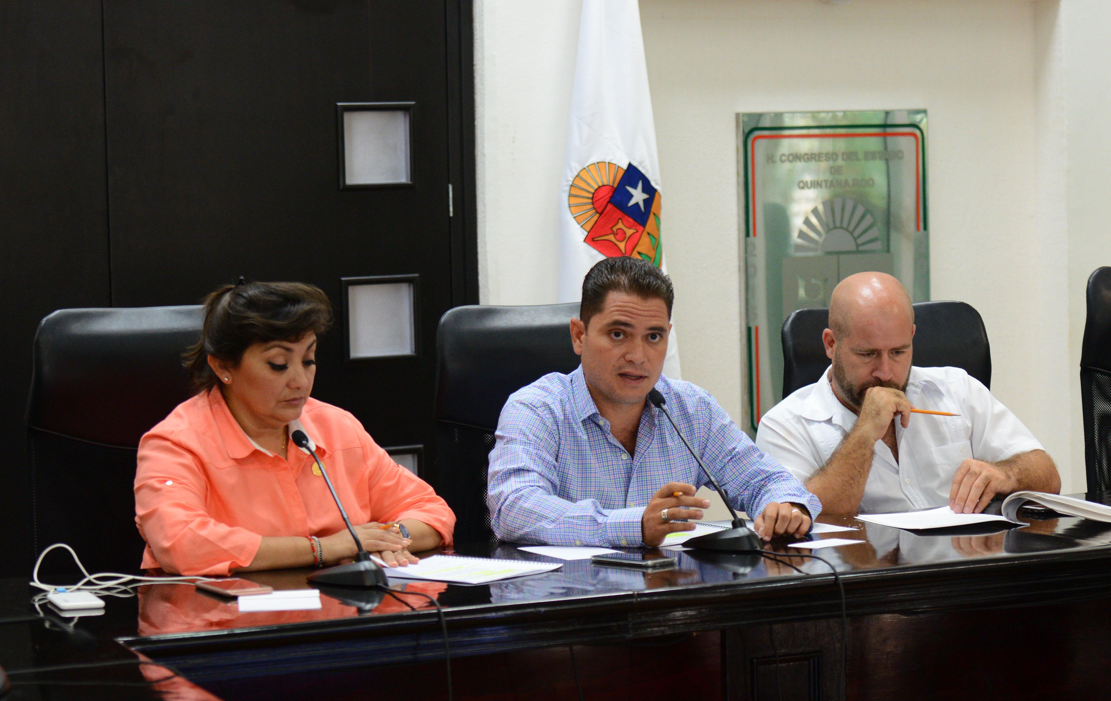 Comparecerán ante el Congreso funcionarias de Perla Tun por el proceso de juicio político contra ex Alcalde Fredy Marrufo