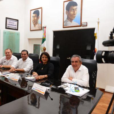 Entrevista Comisión de Hacienda a aspirantes al cargo de Auditor Superior