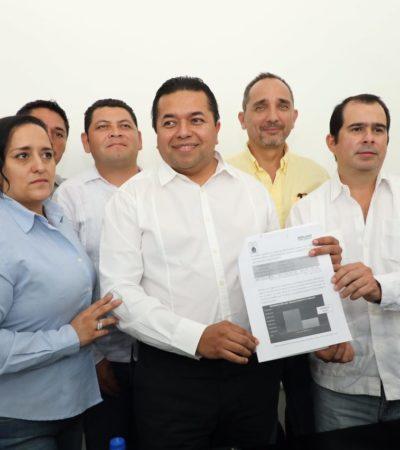 Presenta PRD su agenda de reforma electoral para reducir financiamiento a partidos pero sin eliminar plurinominales