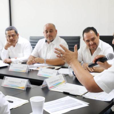 Tienen partidos y diputados primera reunión para avanzar en construcción de reforma electoral en Quintana Roo