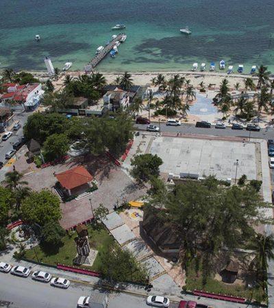 Ofrecen facilidades para regularizar construcciones en Puerto Morelos