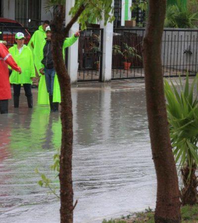 Suman más de 400 acciones de mantenimiento de pozos de absorción en Puerto Morelos