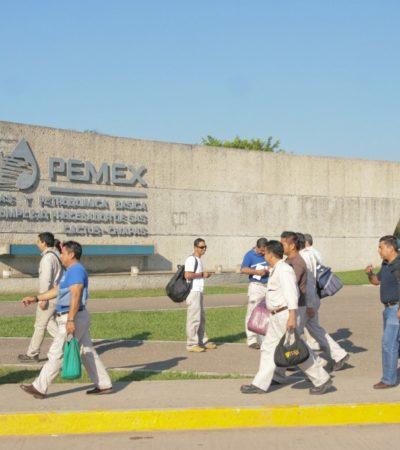 Saldo de 11 heridos por explosión en ducto de Complejo Gas Cactus en Chiapas