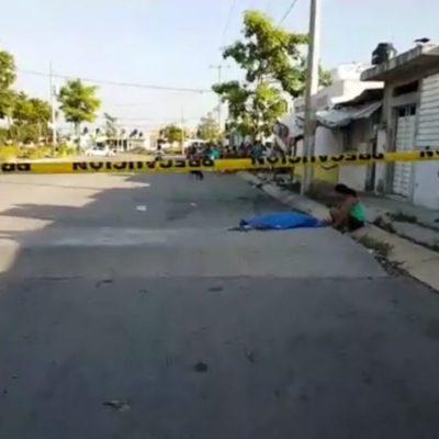 TRAGEDIA POR UN BORRACHO EN CANCÚN: Conductor de Malibú atropella a niño de 9 años y muere en la Región 260