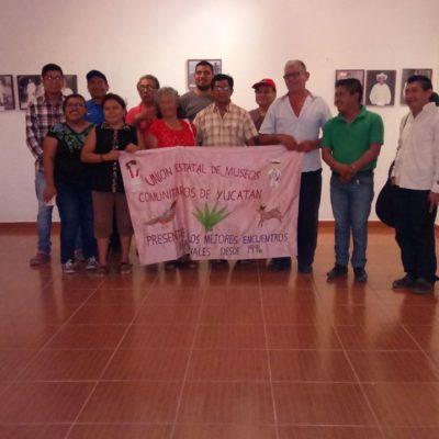 Convergen delegados de museos en Felipe Carrillo Puerto
