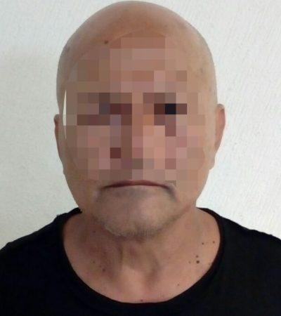 Detienen al asesino de una mujer en la colonia Colosio de Playa del Carmen