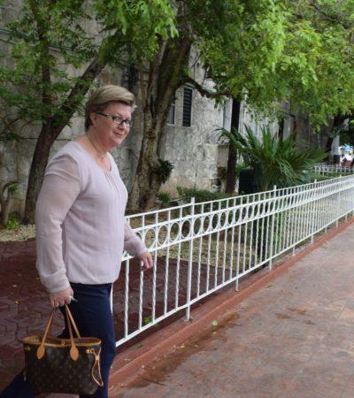 RELEVO DE LA IP PARA FRANK LÓPEZ: Asume Jane García Dirección de Turismo de BJ