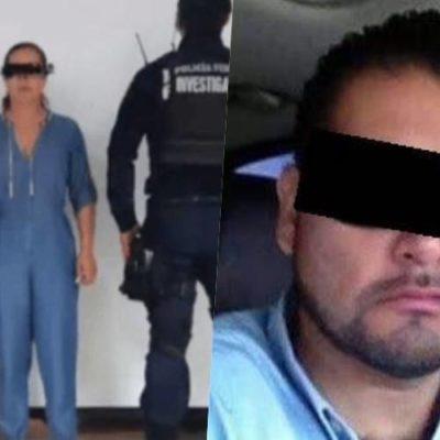 TRAS LAS REJAS MIENTRAS INVESTIGAN: Vinculan a proceso a 'Doña Lety' y al ex escolta del ex Procurador por delitos contra la salud y portación de armas