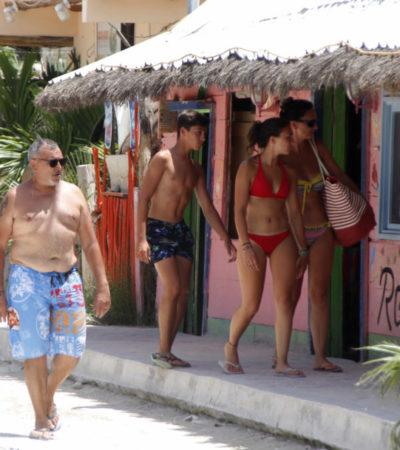 Mantiene Holbox ocupación hotelera de 70 por ciento | VIDEO