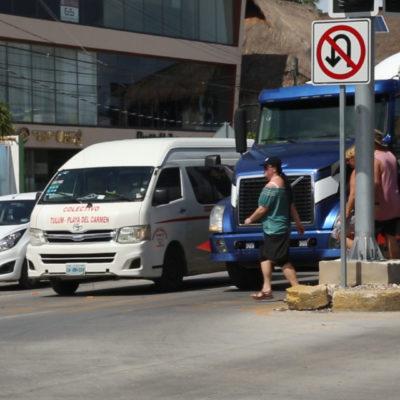 Se duplica el aforo vehicular en Tulum en esta temporada de verano