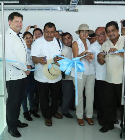 Inauguran primeras oficinas en el nuevo Palacio Municipal de Playa del Carmen