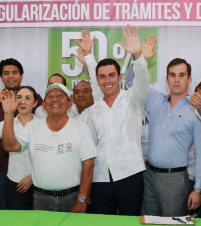Ofrecen jornada de regularización de trámites y descuentos para contribuyentes en Cancún