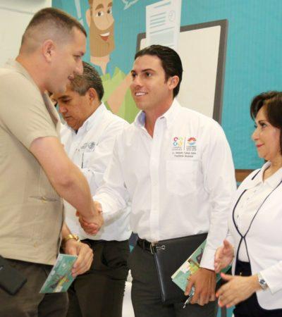 Facilita comuna acercamiento de iniciativa privada con buscadores de empleo