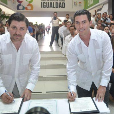 """""""MUCHAS SIMILITUDES A PESAR DE LA DIFERENCIA DE EDAD"""": Hermanan a Cancún con Tuxtla Gutiérrez"""