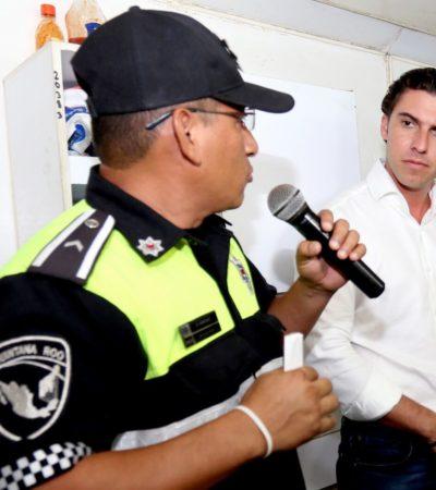 Se suman más visores ciudadanos al programa del alcoholímetro en Cancún
