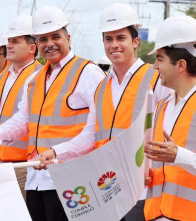 Licitan paquete de obras para Cancún que arrancará en los próximos meses