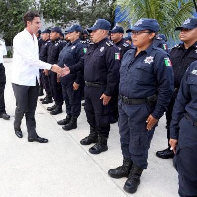 Aplicarán homologación y renivelación salarial a policías de BJ en primera quincena de septiembre