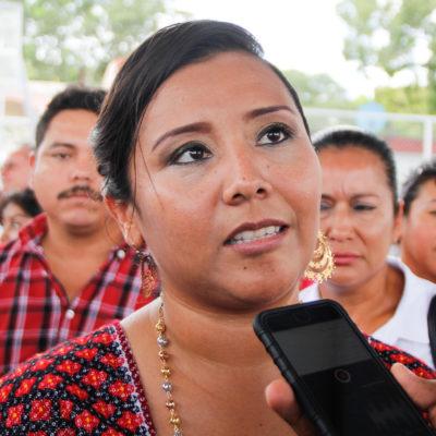 No tenemos por qué encubrir nada, dice Paoly Perera ante señalamientos de proteger la administración de su antecesor