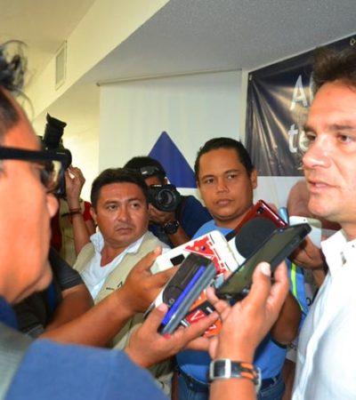 Rompeolas: Pedro Joaquín Delbouis sí está entre los 'posibles' del Frente Amplio en Cozumel