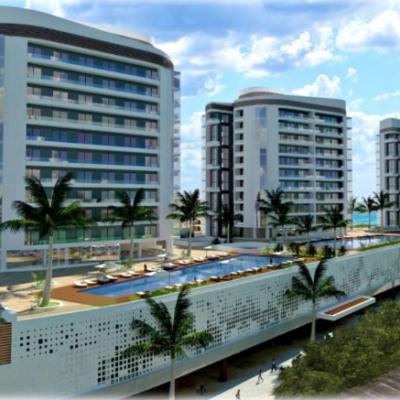 A consulta pública, construcción de tres torres sobre Plaza Flamingo en Cancún