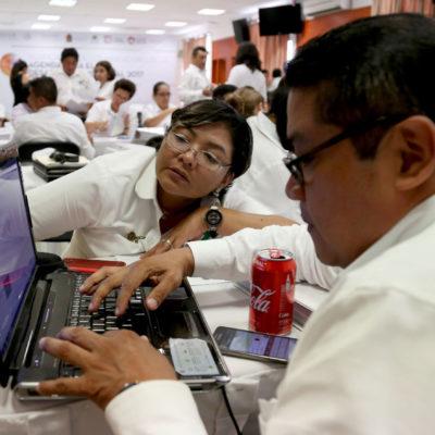 Continúan en tiempo y forma programas de capacitación financiera para cumplir metas de transparencia en Benito Juárez