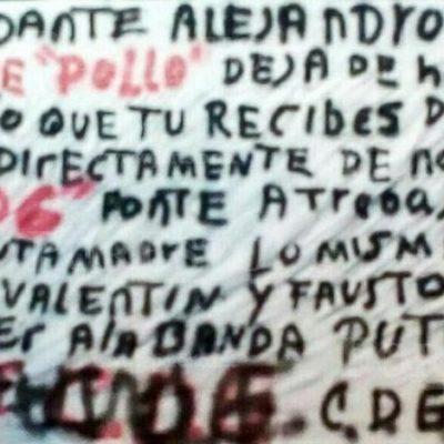 Aparece en Playa otra presunta narcomanta con reclamos contra supupuestos policías ministeriales