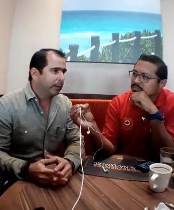 Llama Jorge Aguilar a no acudir a plazas comerciales que cobran estacionamiento en Cancún