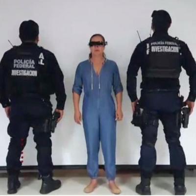 NO QUIERE 'DOÑA LETY' SER MOVIDA: Se ampara la lideresa del Cártel de Cancún contra traslado a otras prisiones fuera de Puebla