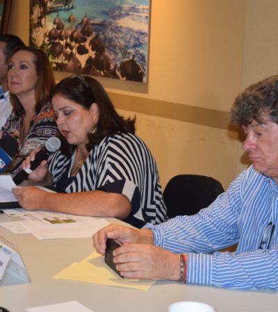 """""""ES SÓLO UN MENSAJE ADICIONAL DE PRECAUCIÓN"""": Minimiza Sedetur 'warning' de EU y dice que no se está recomendando no visitar Quintana Roo"""