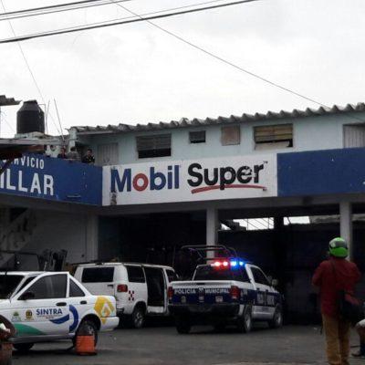 Se ahorca en autolavado de la Torcasitas en Cancún
