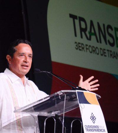 A UNA SEMANA DEL INFORME… ¿Y LOS CAMBIOS?: Se equivocan, funcionarios que piensan que puede hacer los mismo de antes, advierte Carlos Joaquín